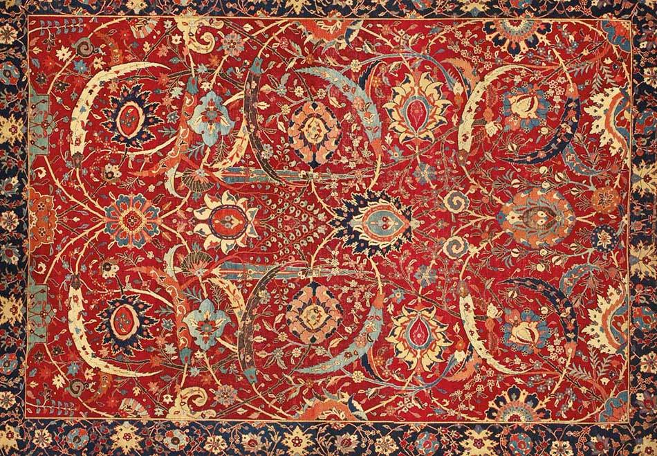 Silk Isfahan halisi